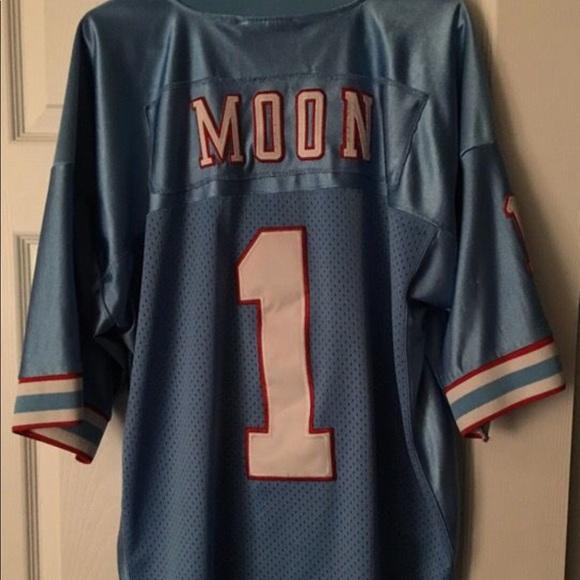 quality design 568a8 8cc7d Throwback Warren Moon jersey